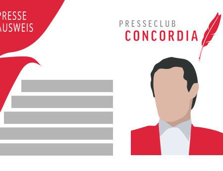 Presseclub Concordia Mitgliedsbeitrag