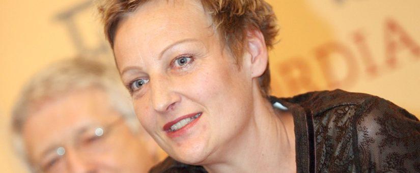 Preisträgerin Sibylle Hamann