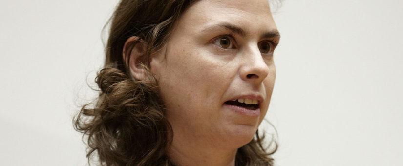 Preisträgerin Nina Horaczek (FALTER)