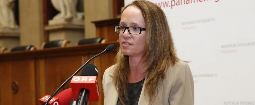 Preisträgerin Petra Ramsauer