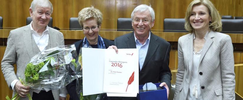 Concordia Preis 2016