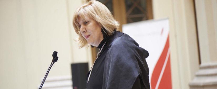 Preisträgerin Mijatovic