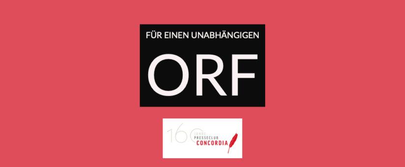 Nein zur ORF-Budgetfinanzierung