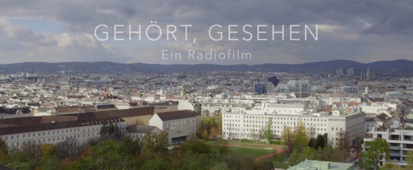 Gehört, Gesehen – Ein Radiofilm – Film und Talk im Votiv Kino