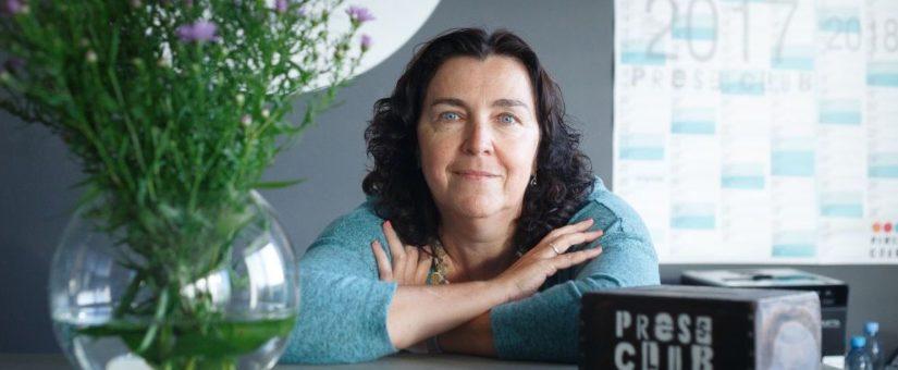 IAPC Freedom of Speech Award 2021 an inhaftierte Journalistin Yuliya Slutskaya