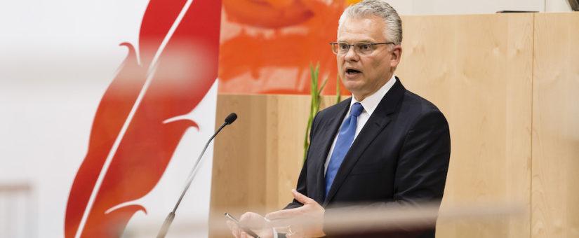 Verleihung der Concordia Preise an Robert Treichler und Dieter Bornemann