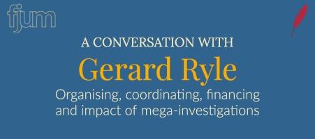 Ein Gespräch mit Gerard Ryle, Direktor des ICIJ
